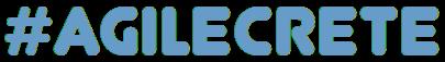 Logo #AgileCrete Coach+Dev Camp